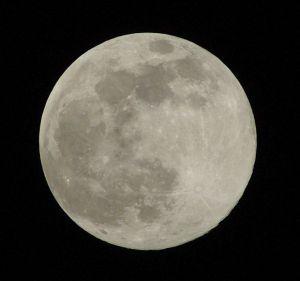 月が地球に一番接近する日
