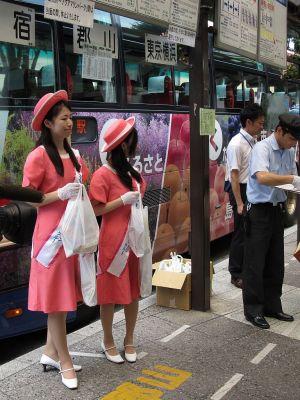 福島県産品のキャンペーン