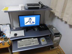 PCを設置してみた