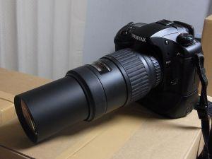 K20D+80-320mm