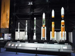 ロケット模型-1