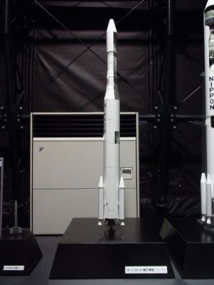 ロケット模型-3