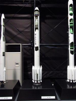 ロケット模型-4