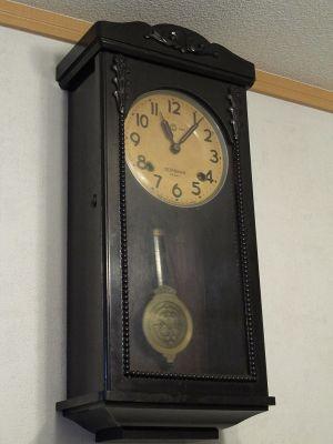 精工舎 掛時計-1