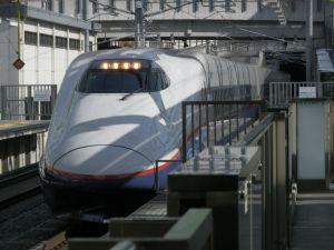 長野行き新幹線