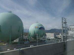 上田駅付近