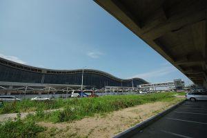 2011年7月 仙台空港