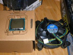 CPUとヒートシンク