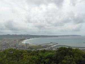 展望台からの風景-1