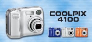 Nikon E4100