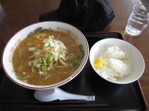 3/8 味噌野菜ラーメン