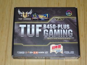 ASUS TFU B450-PLUS GAMING